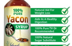 raw yacon syrup